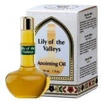 The New Jerusalem Henna Anointing Oil from Jerusalem - Holy