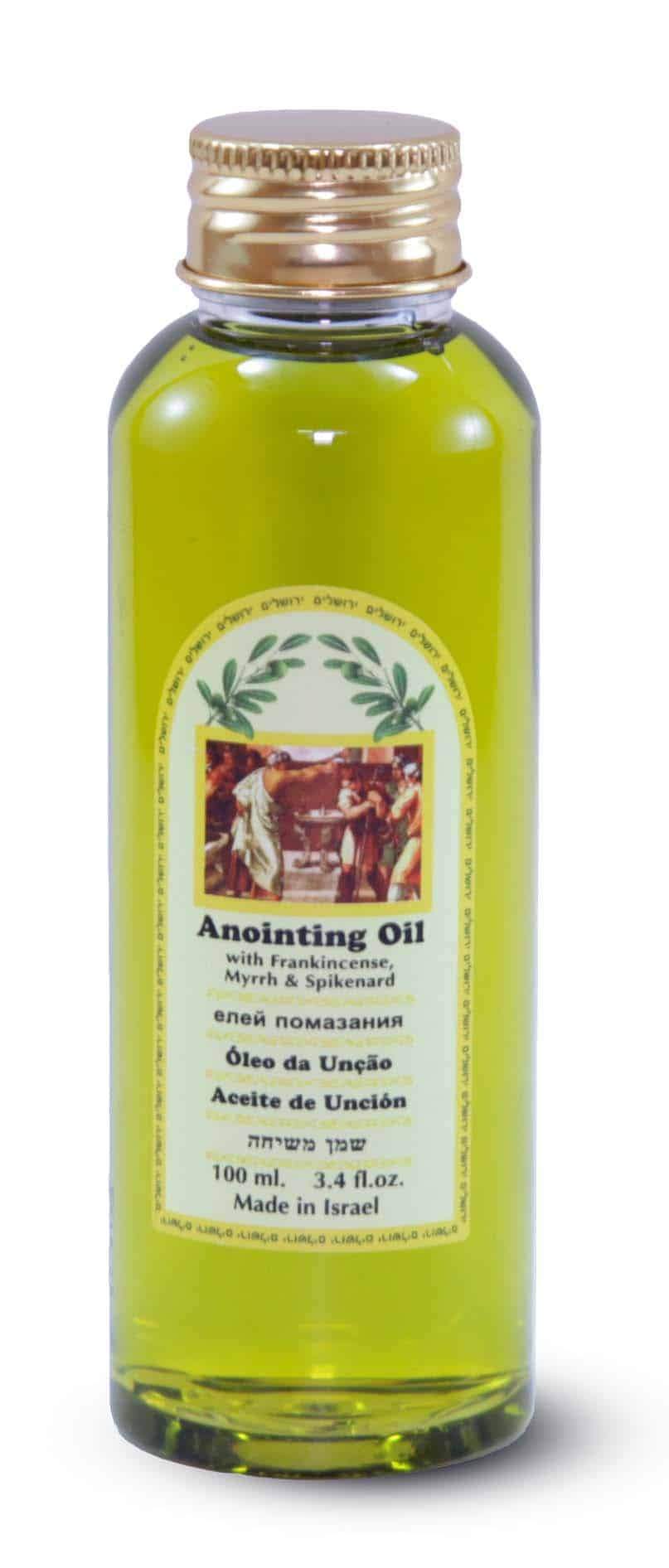 Anointing Oil Frankincense Myrrh and Spikenard 100 ml
