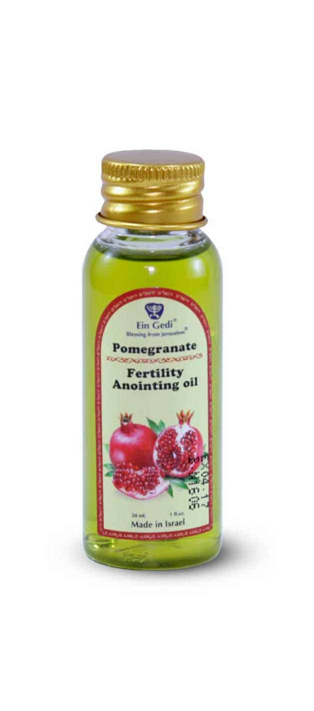 Fertility Anointing oil - Pomegranate 30 ml